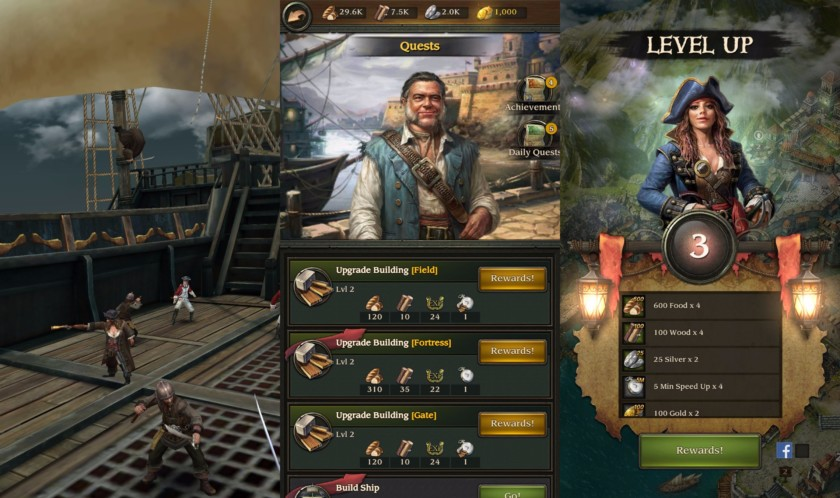 Pirates of the Caribbean: Tides of War for PC - Windows/MAC