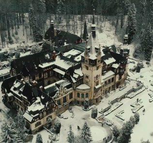 Resident Evil Village Peles Castle