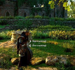 Assassin's Creed Valhalla Second St. Hadrian's Priory Church Key Location