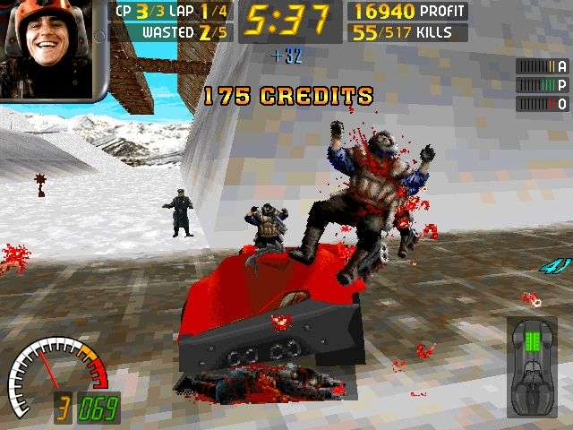 Carmageddon Now Available On GameConnect
