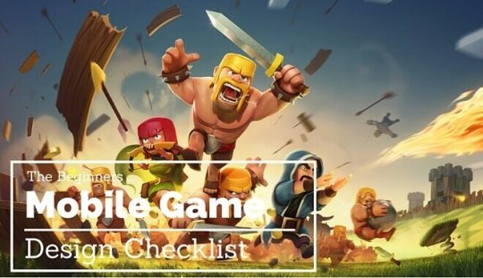 Mobile Game Design Checklist   5 Steps to Success mobile game design checklist