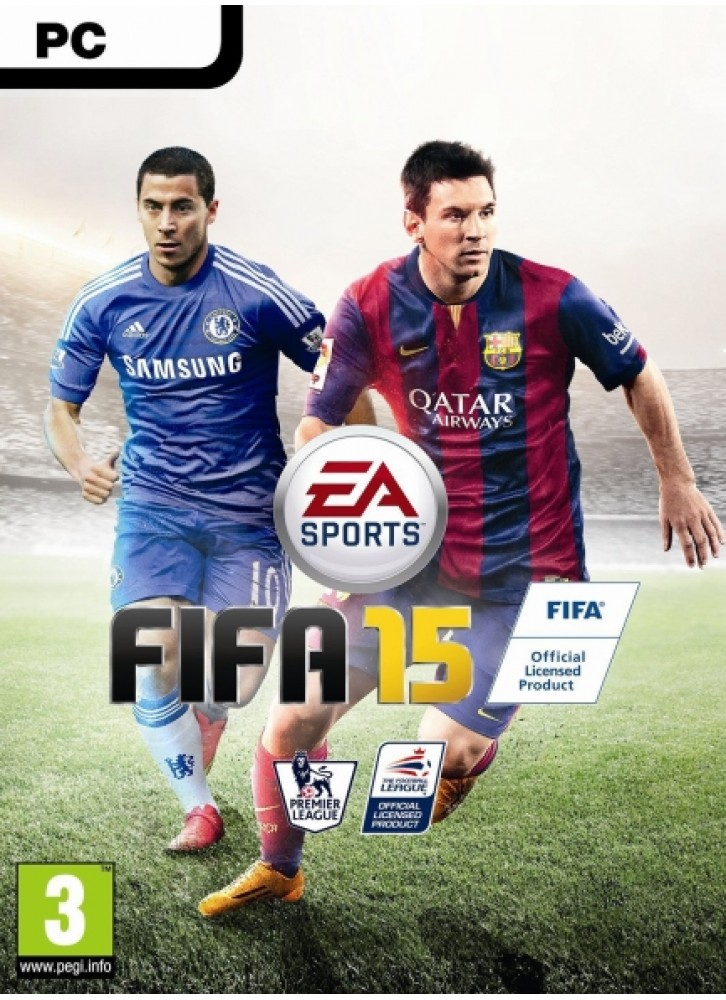 FIFA 15 PC Download Official Full Game