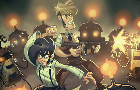 Penny Arcade Advetures
