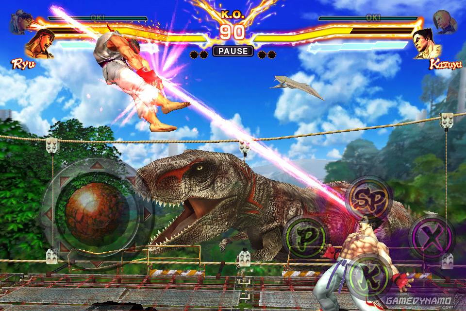 street fighter x tekken for pc free download