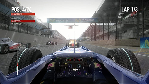 F1 2010 PC Review GameDynamo