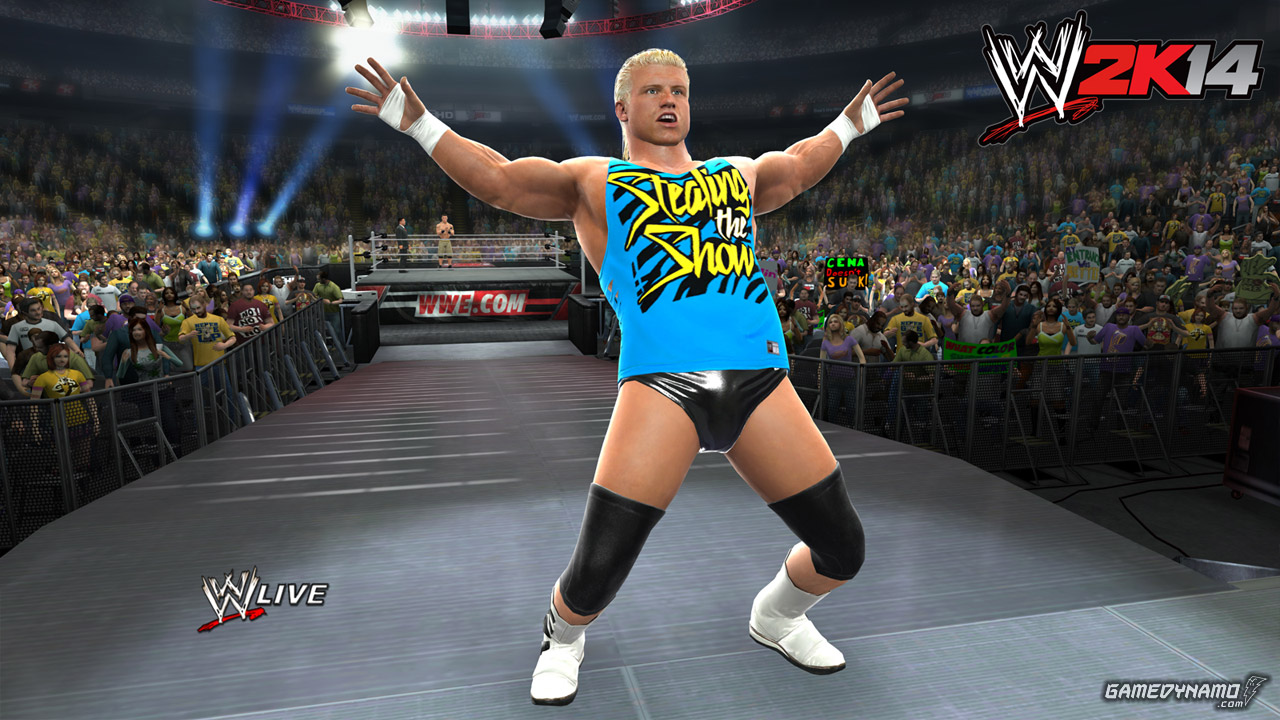 WWE 2K14 Gua De Logros Y Trofeos GameDynamo