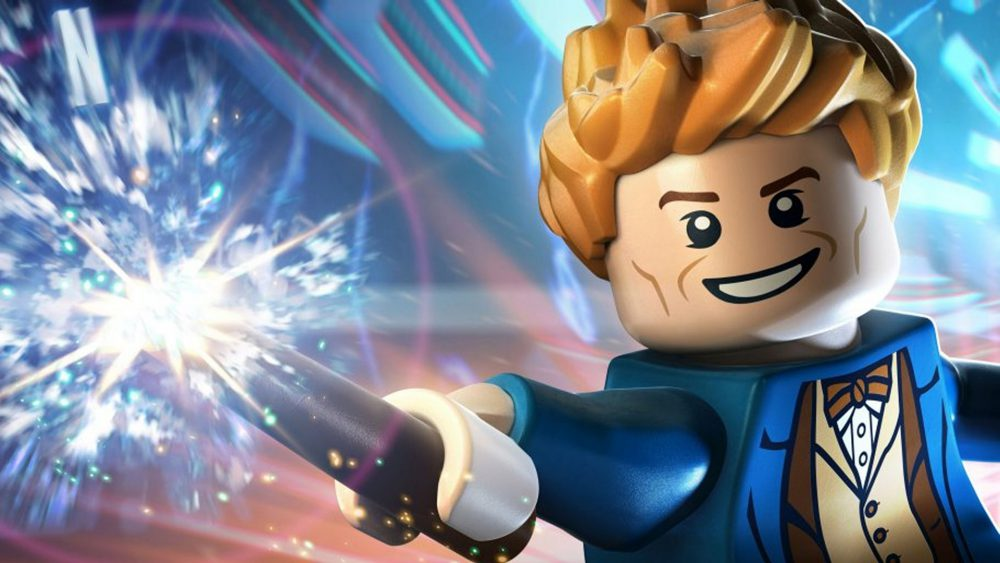 Lego Dimension: Fantastic Beasts and Where to Find Them Story Pack