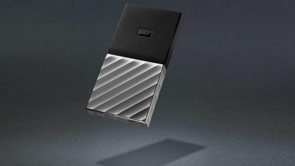 WD Passport SSD 256 GB