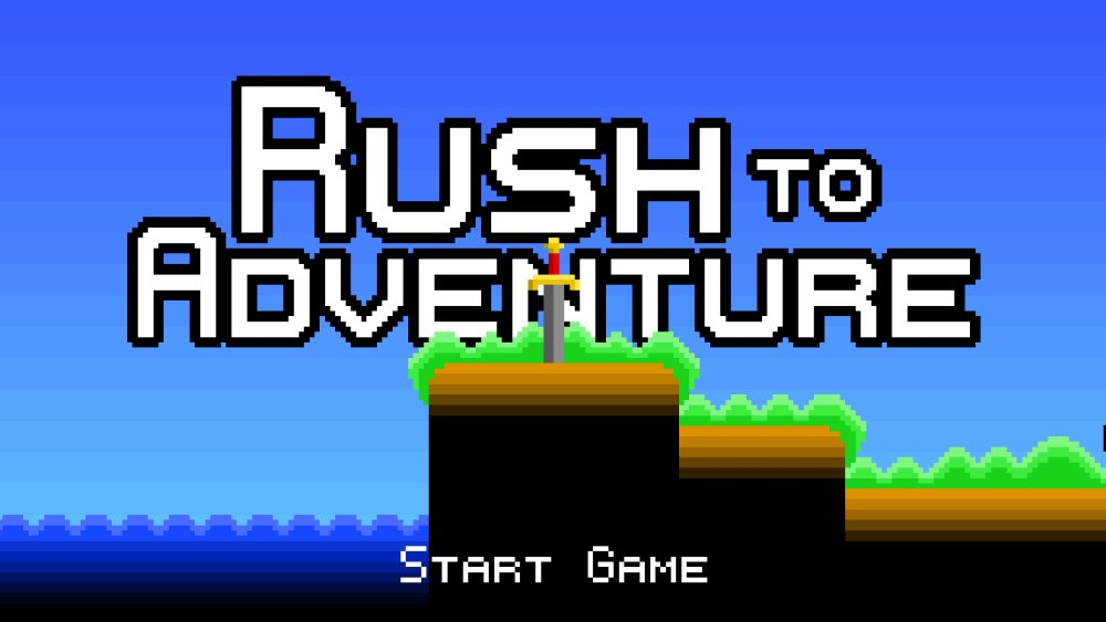 Rush to Adventure
