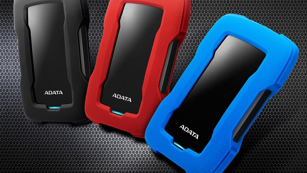 Adata HV300 och Adata HD330