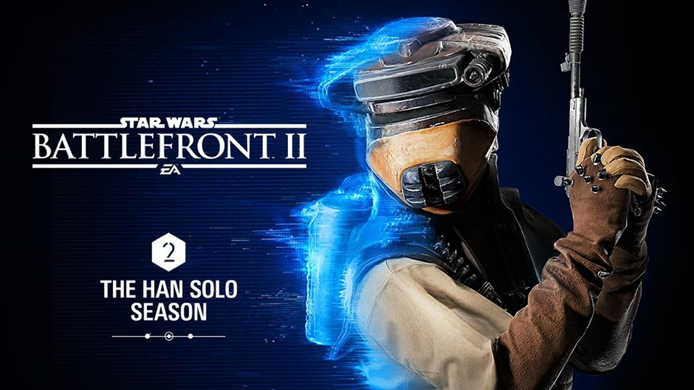 Star Wars Battlefront II: The Han Solo Season