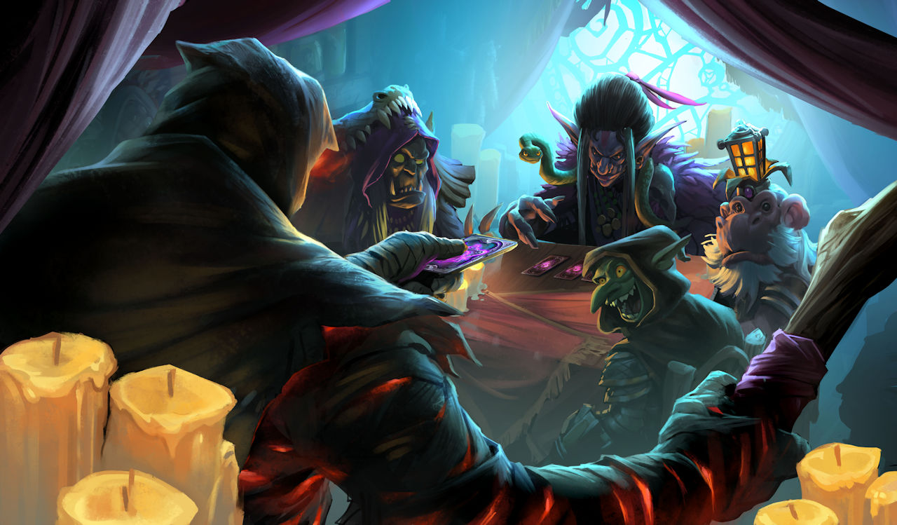 Hearthstone: Rise of Shadows