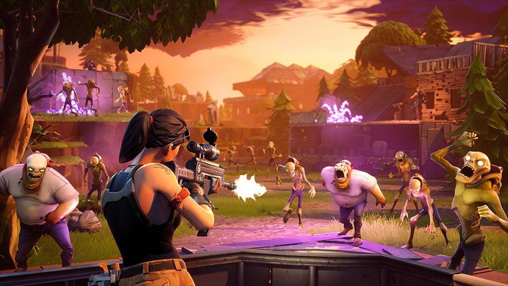 Fortnite Hra Pro Xbox One GameExprescz