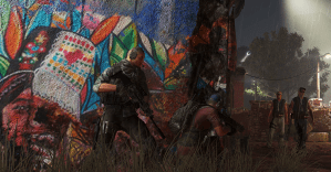 ghost recon Wildlands grafiti