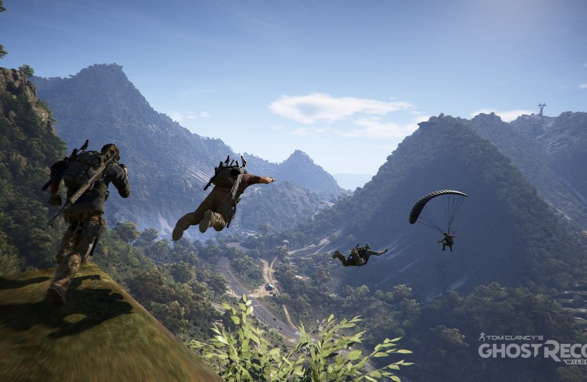 ghost recon wildlands screen