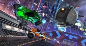 Rocket League update wijzigt Neo Tokyo-arena
