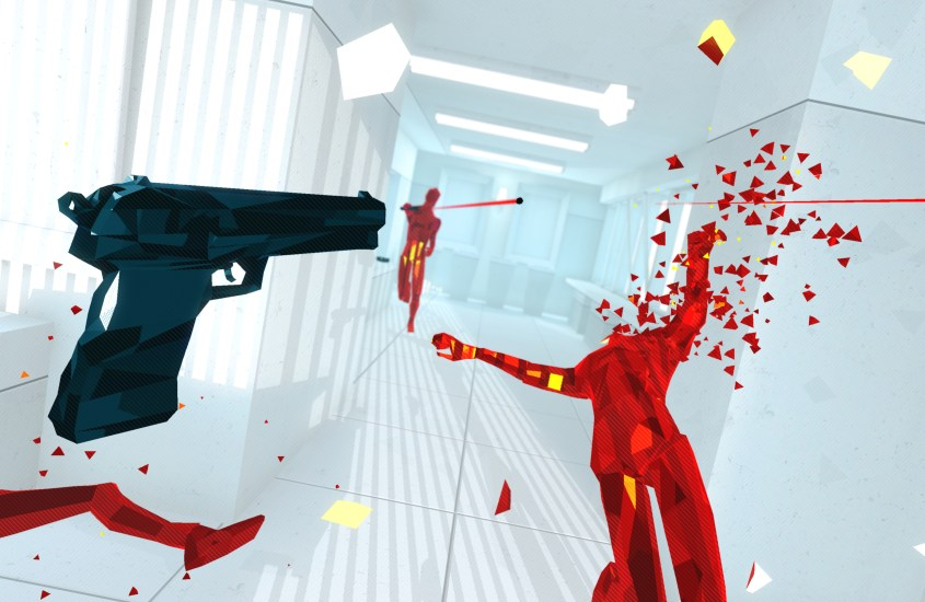 Review: Superhot VR