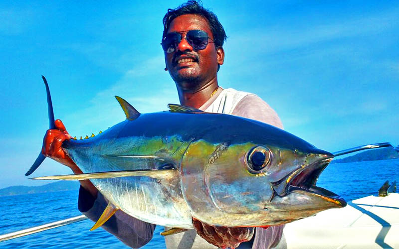 dilip_yellowfintuna_jigging_andamans