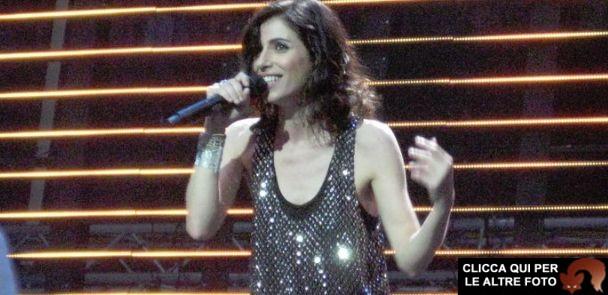 Giorgia e il ricordo di Alex Baroni