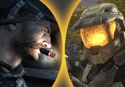 Halo Call of Duty