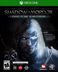 Middle Earth: Shadow of Mordor GOTY Edition (Xbox One)