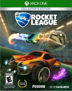 Rocket League: Collector's Edition (Xbox One & PS4) $19.99 @ Amazon