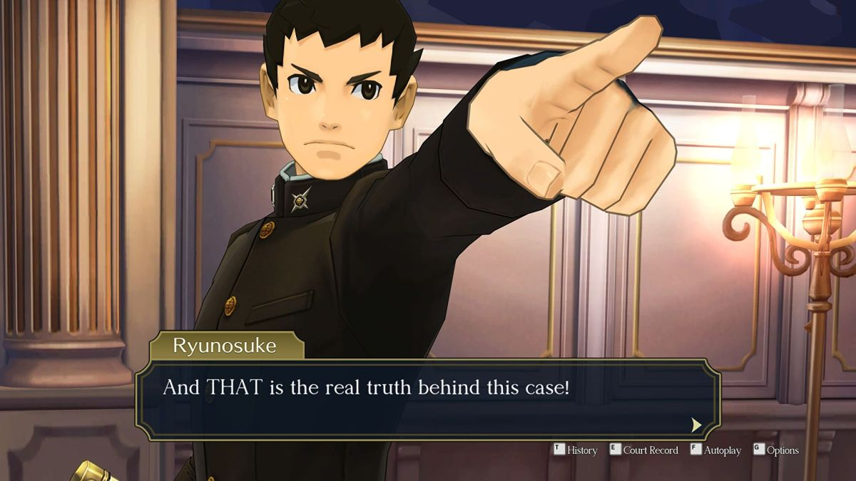 The Great Ace Attorney Chronicles review: classic Phoenix Wright