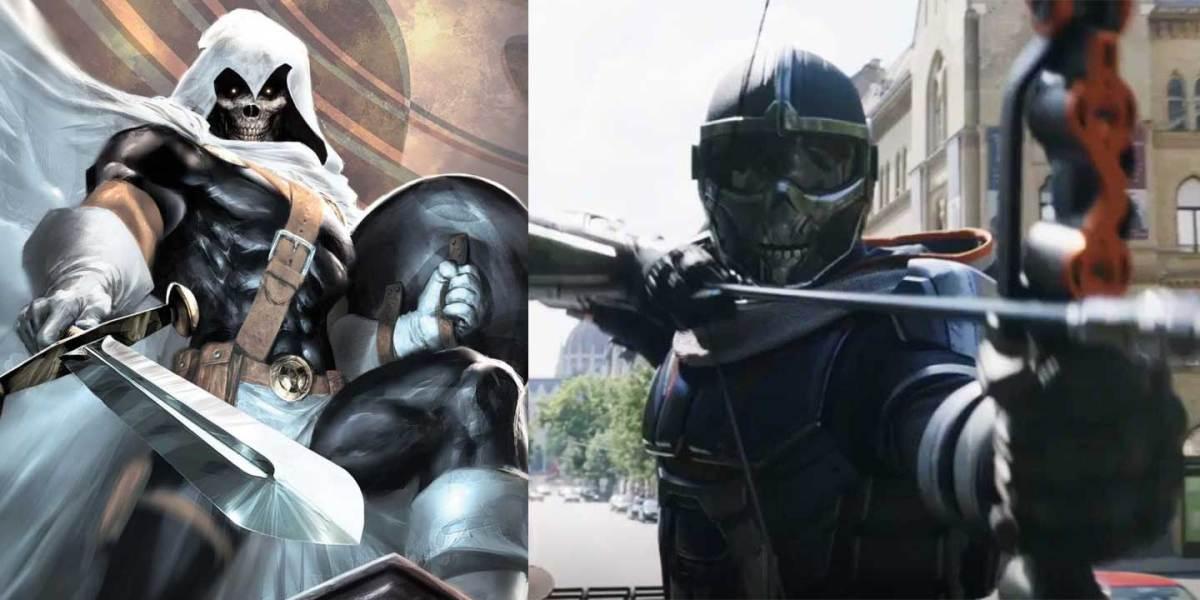 Black Widow's Taskmaster: The Marvel Villain Explained