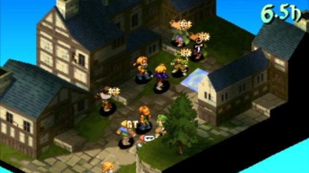 I Think I Broke Final Fantasy Tactics - Game Informer