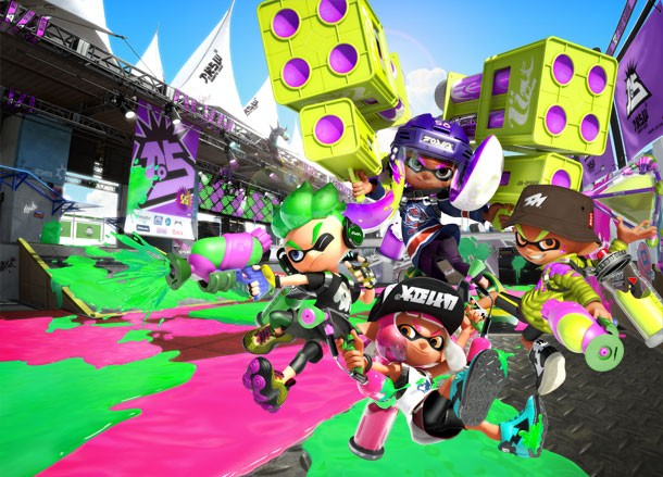 Nintendo Hosting Super Smash Bros  Switch   Splatoon 2 Tournaments     Nintendo is letting gamers at E3 dive right in and test their mettle with  the newly announced Super Smash Bros  title on the Switch