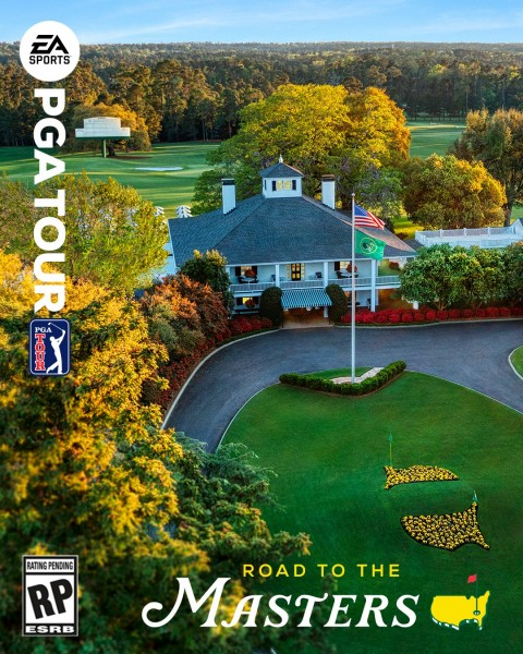 EA Sports PGA Tour Secures Exclusive Rights To The Masters 2