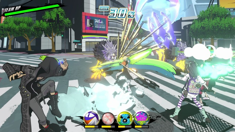 neo the world ends with you combat