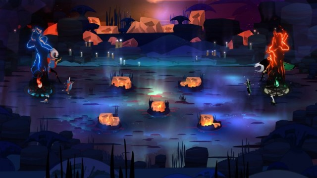 The Story Behind Supergiant Games' Pyre 5