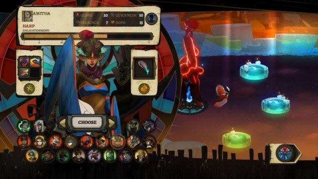 The Story Behind Supergiant Games' Pyre 3