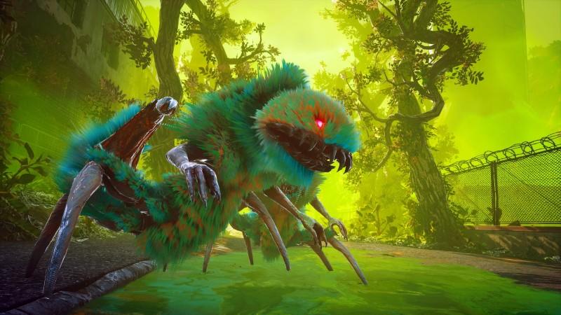 biomutant green monster