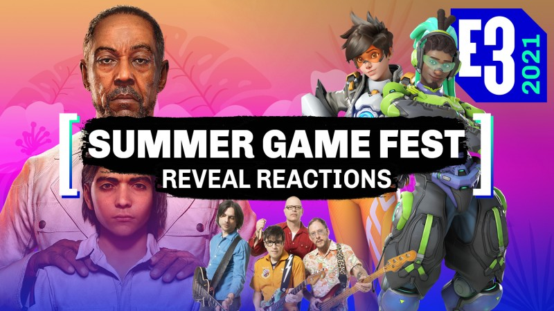 Watch Geoff Keighley's Summer Game Fest 'Kickoff Live' Stream Here 2