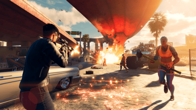 Exclusive Saints Row Hands-On Impressions 3