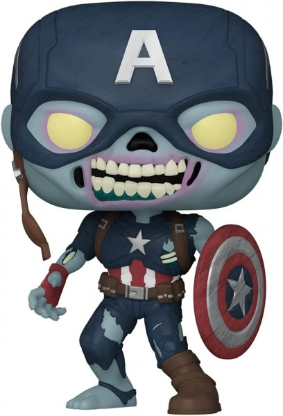 """Marvel's """"What If...?"""" Is Getting 11 Funko Pops, Including Several Zombies 4"""