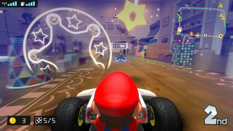 Mario Kart Live: Home Circuit Update – Regular Deletion