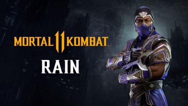 New Mortal Kombat 11 Ultimate Gameplay Trailer Shows Off The Return Of Rain 2
