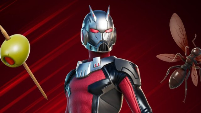 Ant-Man Joins Fortnite, Most Other Marvel Characters Return 2