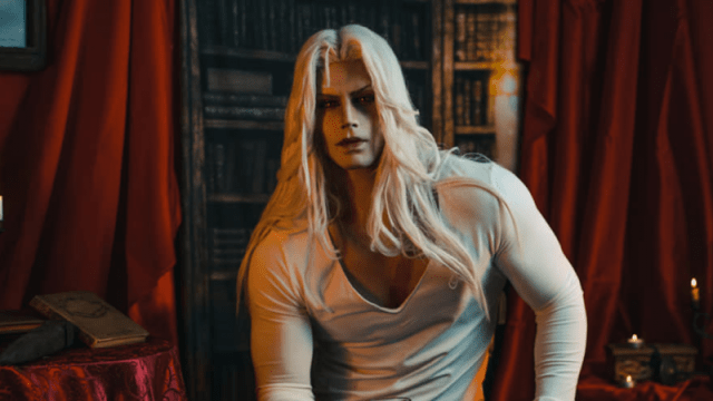 Castlevania Cosplayer Brings His Alucard Cosplay To Life In Stunning Detail 2