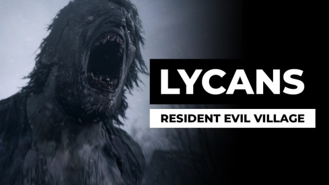 Resident Evil Village: A Deeper, Inside Look At The Lycan (4K) 2