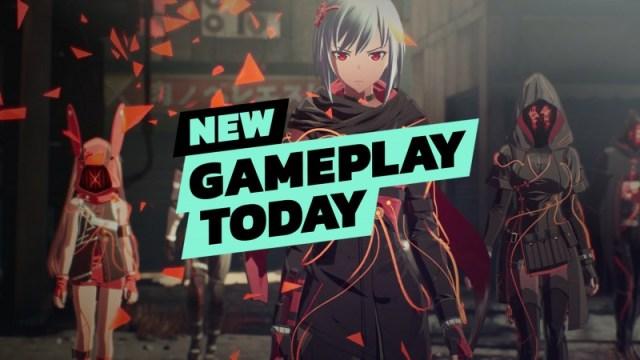 Scarlet Nexus – New Gameplay Today 2