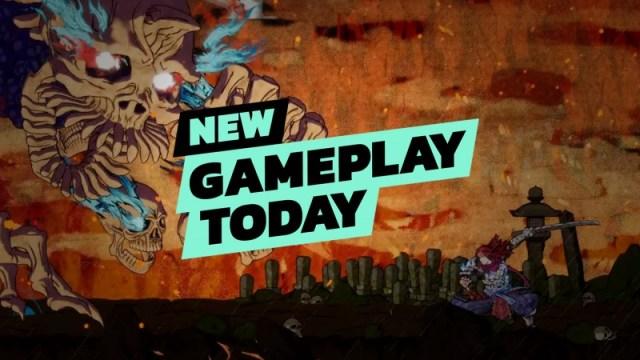 GetsuFumaDen: Undying Moon – New Gameplay Today 2