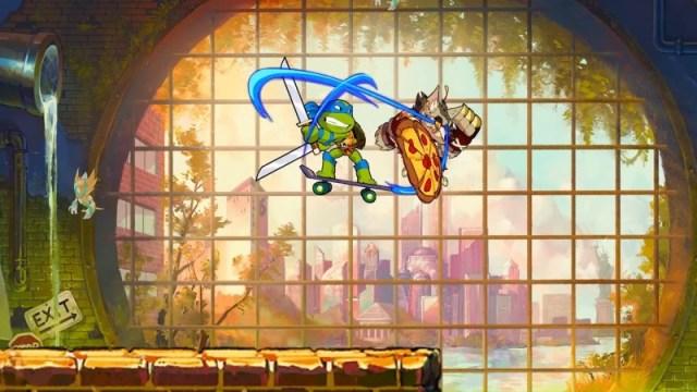 Brawlhalla's Next Crossover Fighters Are The Teenage Mutant Ninja Turtles 2