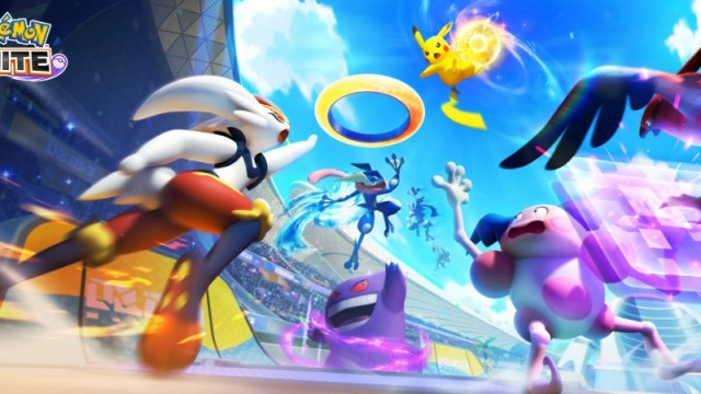 Pokémon Unite Launching On Switch This Year, Everything We Know About The MOBA So Far 2