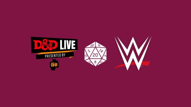 Dungeons & Dragons And WWE Superstars Collide For D&D Live 2