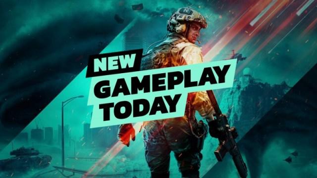 Battlefield 2042 Open Beta   New Gameplay Today 2