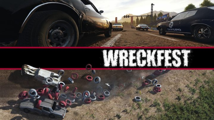 Wreckfest – Update bringt Winter Fest